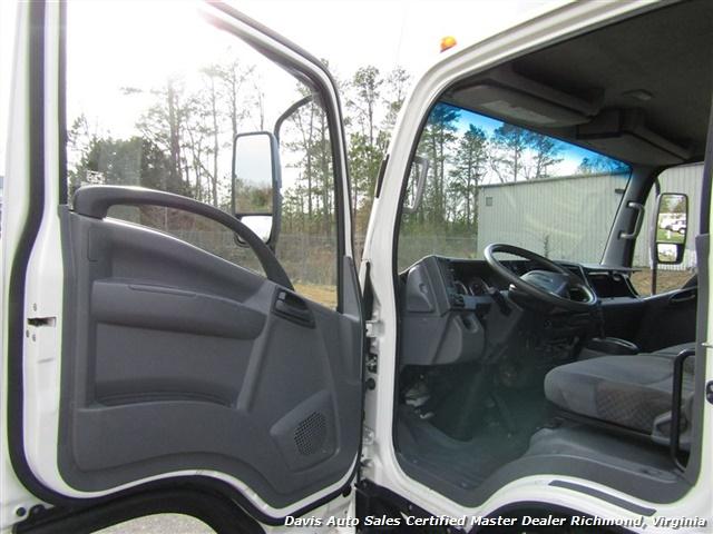 2011 Isuzu NPR Diesel Cab Over Supreme 12 Foot Work Box Van - Photo 22 - Richmond, VA 23237
