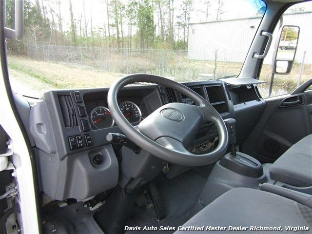 2011 Isuzu NPR Diesel Cab Over Supreme 12 Foot Work Box Van - Photo 23 - Richmond, VA 23237