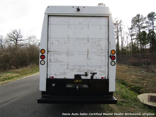 2011 Isuzu NPR Diesel Cab Over Supreme 12 Foot Work Box Van - Photo 4 - Richmond, VA 23237
