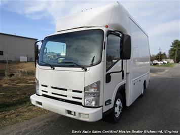 2011 Isuzu NPR Diesel Cab Over Supreme 12 Foot Work Box Van - Photo 30 - Richmond, VA 23237
