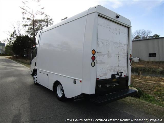 2011 Isuzu NPR Diesel Cab Over Supreme 12 Foot Work Box Van - Photo 3 - Richmond, VA 23237