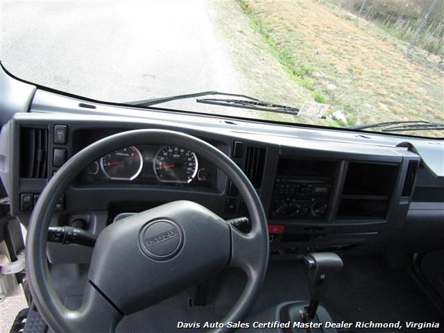 2011 Isuzu NPR Diesel Cab Over Supreme 12 Foot Work Box Van - Photo 24 - Richmond, VA 23237