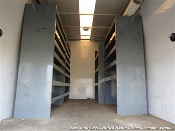 2011 Isuzu NPR Diesel Cab Over Supreme 12 Foot Work Box Van - Photo 5 - Richmond, VA 23237