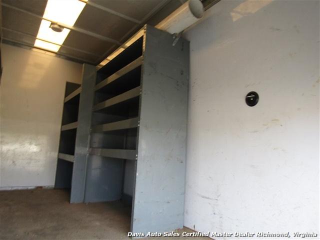 2011 Isuzu NPR Diesel Cab Over Supreme 12 Foot Work Box Van - Photo 6 - Richmond, VA 23237