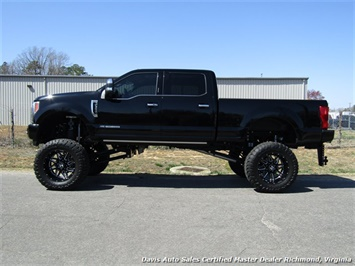 2017 Ford F-350 Super Duty Platinum 6.7 Diesel Lifted 4X4 Air Ride - Photo 2 - Richmond, VA 23237