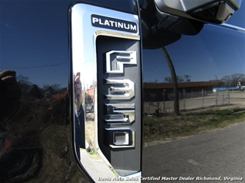 2017 Ford F-350 Super Duty Platinum 6.7 Diesel Lifted 4X4 Air Ride - Photo 21 - Richmond, VA 23237