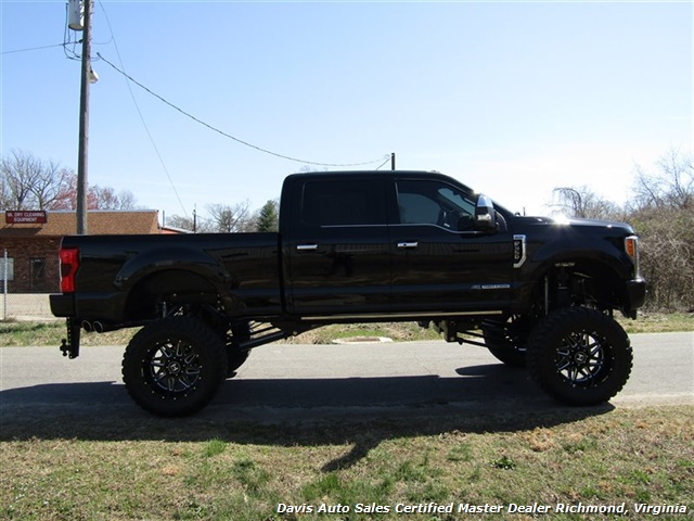 2017 Ford F-350 Super Duty Platinum 6.7 Diesel Lifted 4X4 Air Ride - Photo 12 - Richmond, VA 23237