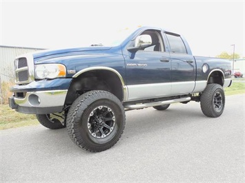 2004 Dodge Ram 1500 SLT Crew Cab Short Bed Lifted 4x4 Hemi Truck