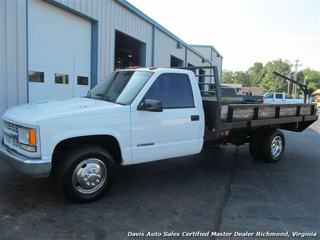 2000 Chevrolet Silverado C/K3500 LS Regular Cab Flat Bed