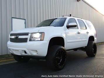 2007 Chevrolet Tahoe LTZ Lifted 4X4 SUV