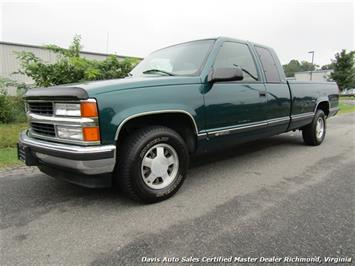 1997 Chevrolet C1500 Silverado Extended Cab Long Bed - Photo 1 - Richmond, VA 23237