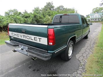 1997 Chevrolet C1500 Silverado Extended Cab Long Bed - Photo 9 - Richmond, VA 23237