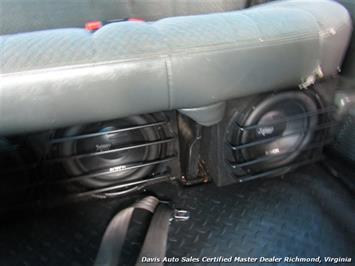 2004 Chevrolet Kodiak Topkick C 4500 Duramax Diesel Crew Cab Custom Hauler Tow - Photo 30 - Richmond, VA 23237