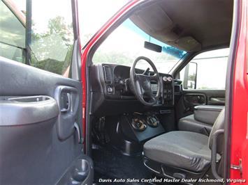 2004 Chevrolet Kodiak Topkick C 4500 Duramax Diesel Crew Cab Custom Hauler Tow - Photo 18 - Richmond, VA 23237