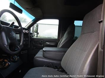 2004 Chevrolet Kodiak Topkick C 4500 Duramax Diesel Crew Cab Custom Hauler Tow - Photo 5 - Richmond, VA 23237