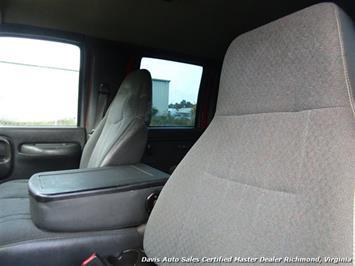2004 Chevrolet Kodiak Topkick C 4500 Duramax Diesel Crew Cab Custom Hauler Tow - Photo 17 - Richmond, VA 23237