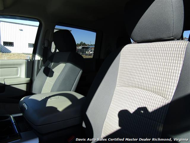 2012 Dodge Ram 2500 HD Big Horn Mega Cab 6.7 Cummins Diesel Lifted 4X4 Short Bed - Photo 8 - Richmond, VA 23237