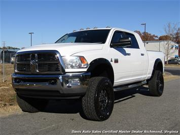 2012 Dodge Ram 2500 HD Big Horn Mega Cab 6.7 Cummins Diesel Lifted 4X4 Short Bed Truck