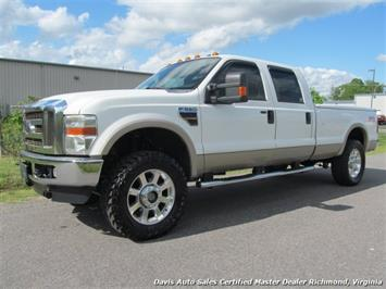 2009 Ford F-350 Super Duty Lariat FX4 Crew Cab Long Bed Truck