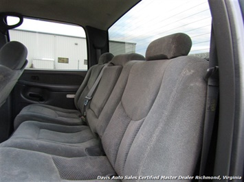 2003 Chevrolet Silverado 2500 HD LS Lifted Crew Cab Short Bed - Photo 22 - Richmond, VA 23237
