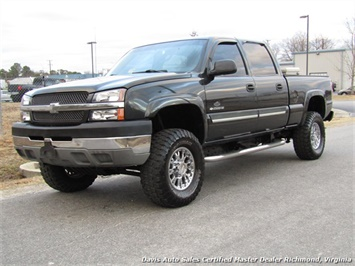 2003 Chevrolet Silverado 2500 HD LS Lifted Crew Cab Short Bed Truck