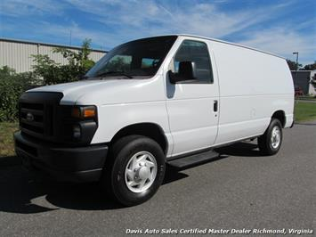 2008 Ford E-250 Econoline Commercial Work Cargo Van