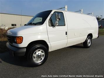 2006 Ford E-350 Super Duty XL Econoline Extended Length Super Cargo Work Van