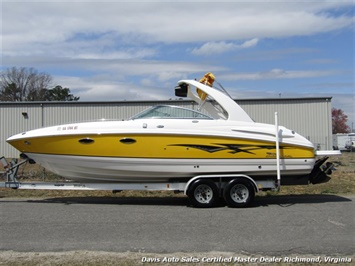 2004 Chaparral 265 SOS 26 Foot SSI FGB Cuddy Cabin Cruiser Performance Boat - Photo 2 - Richmond, VA 23237