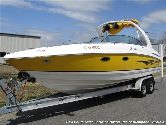 2004 Chaparral 265 SOS 26 Foot SSI FGB Cuddy Cabin Cruiser Performance Boat - Photo 1 - Richmond, VA 23237