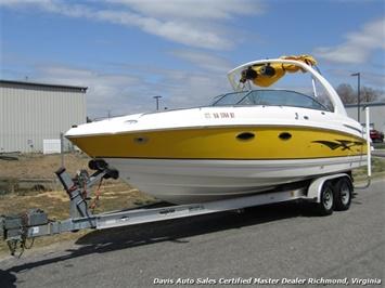 2004 Chaparral 265 SOS 26 Foot SSI FGB Cuddy Cabin Cruiser Performance Boat - Photo 59 - Richmond, VA 23237