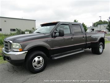 2002 Ford F-350 Super Duty Lariat LE 7.3 Power Stroke Diesel Truck