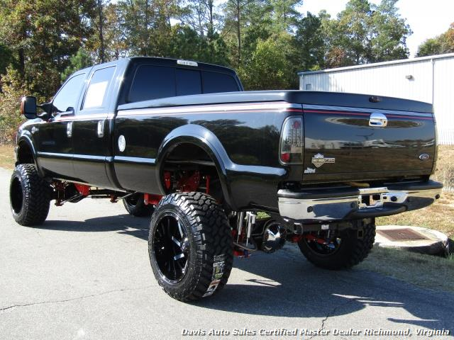 2004 Ford F-350 Super Duty Harley Davidson Lifted Diesel Bullet Proofed 4X4 Show - Photo 3 - Richmond, VA 23237