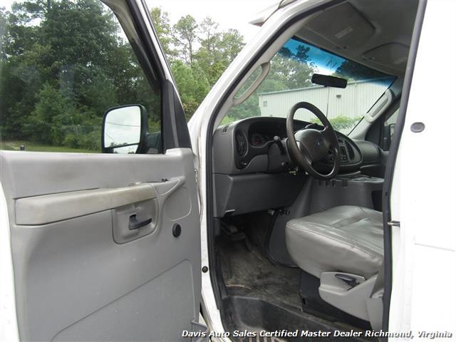 2003 Ford E-Series Van E-250 Econoline Commercial Work - Photo 20 - Richmond, VA 23237