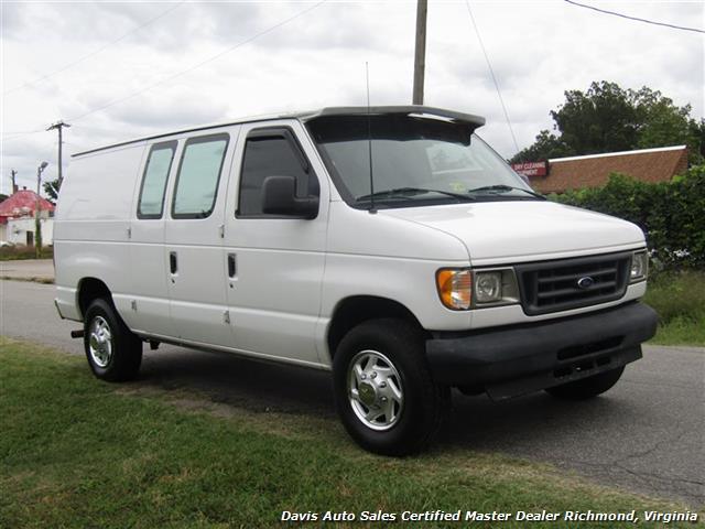2003 Ford E-Series Van E-250 Econoline Commercial Work - Photo 13 - Richmond, VA 23237