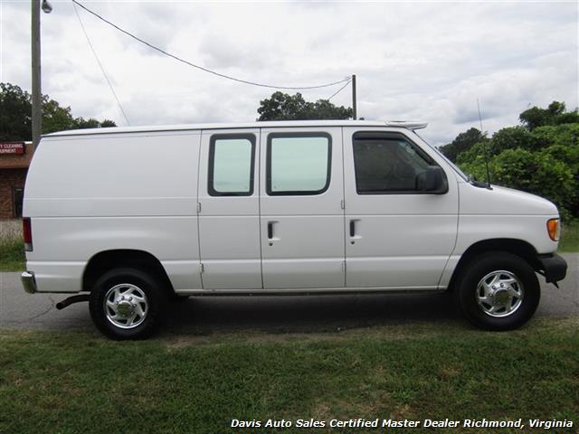2003 Ford E-Series Van E-250 Econoline Commercial Work - Photo 12 - Richmond, VA 23237