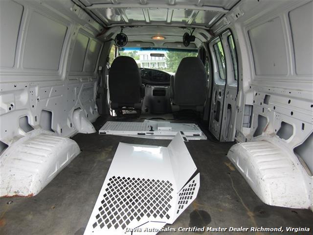 2003 Ford E-Series Van E-250 Econoline Commercial Work - Photo 14 - Richmond, VA 23237
