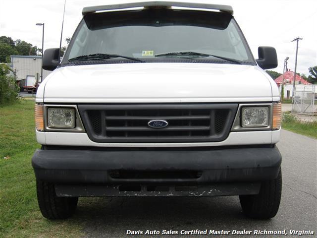 2003 Ford E-Series Van E-250 Econoline Commercial Work - Photo 15 - Richmond, VA 23237