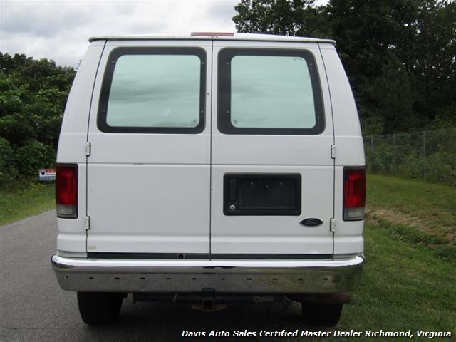2003 Ford E-Series Van E-250 Econoline Commercial Work - Photo 4 - Richmond, VA 23237