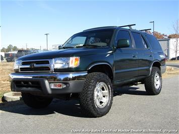 1999 Toyota 4Runner SR5 TRD 4X4 Loaded Automatic SUV