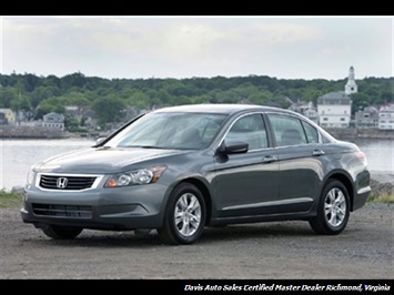 2009 Honda Accord LX-P Sedan