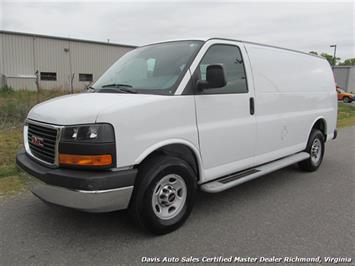 2015 GMC Savana 2500 Cargo Commercial Work Van