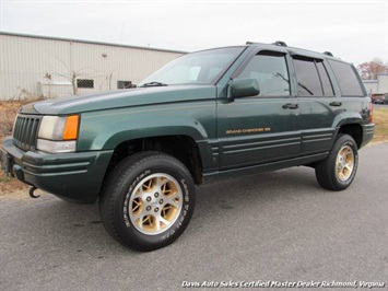 1996 Jeep Grand Cherokee Limited SUV