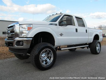 2011 Ford F-250 Super Duty King Ranch Truck