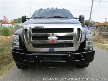 2008 Ford F650 Diesel Lariat SuperCrewzer Pro Loader Dually - Photo 3 - Richmond, VA 23237