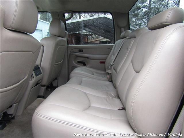 2004 Chevrolet Silverado 2500 LT 6.6 Duramax Diesel Lifted 4X4 Crew Cab SB - Photo 9 - Richmond, VA 23237