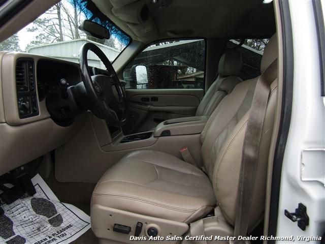 2004 Chevrolet Silverado 2500 LT 6.6 Duramax Diesel Lifted 4X4 Crew Cab SB - Photo 16 - Richmond, VA 23237