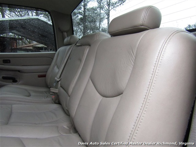 2004 Chevrolet Silverado 2500 LT 6.6 Duramax Diesel Lifted 4X4 Crew Cab SB - Photo 20 - Richmond, VA 23237