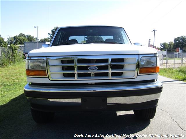 1995 Ford F-150 XLT Mark III Custom Conversion Classic OBS 4X4 Extended Cab Short Bed - Photo 14 - Richmond, VA 23237