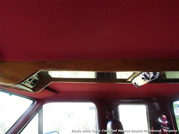 1995 Ford F-150 XLT Mark III Custom Conversion Classic OBS 4X4 Extended Cab Short Bed - Photo 19 - Richmond, VA 23237