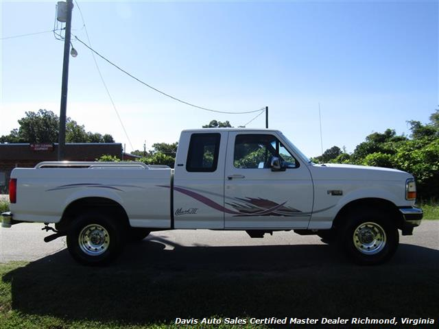 1995 Ford F-150 XLT Mark III Custom Conversion Classic OBS 4X4 Extended Cab Short Bed - Photo 12 - Richmond, VA 23237